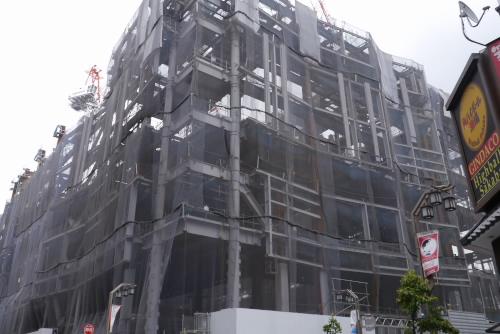 新宿コマ劇場跡地