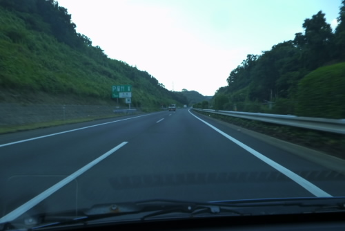 館山自動車道
