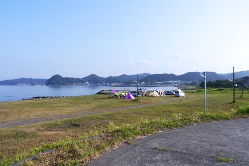 多田良北浜キャンプ場