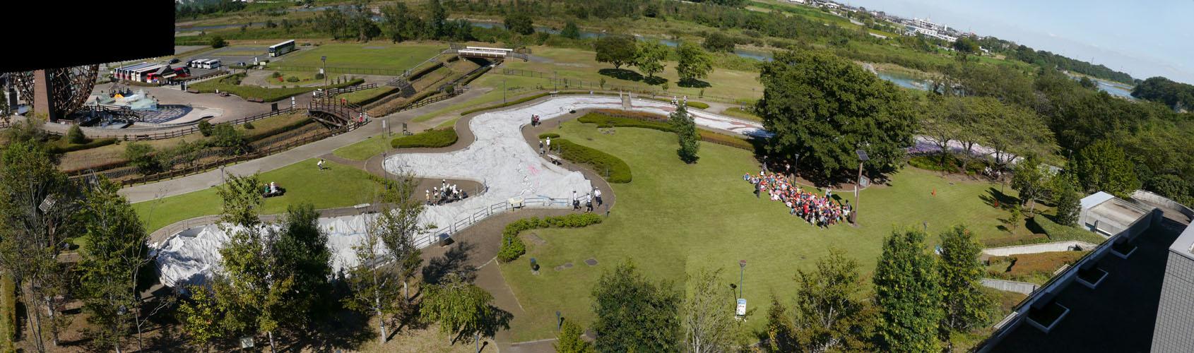 パノラマ:荒川大模型173
