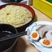 ラーメンの叉焼(チャーシュー麵)と煮玉子 / 豚バラブロックの使い道ができた