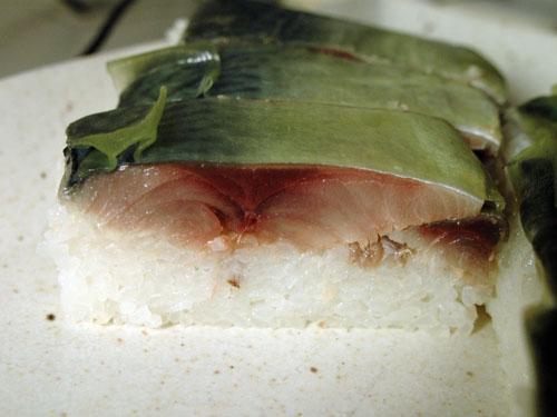 生さば寿司