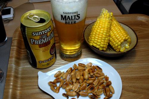 ビールに合う最高!のおつまみ......「ソルトピーナッツ」