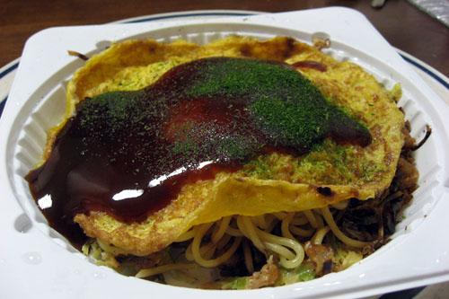 広島風お好み焼きセット / 思い出の味はいずこ