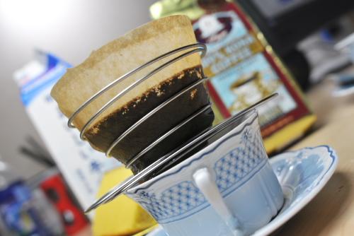 コナコーヒーの薄い味
