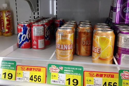 格安コーラがまねく炭酸中毒