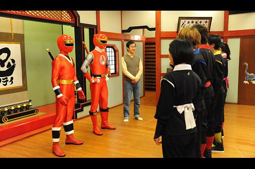 春のニンジャ祭り! / 手裏剣戦隊ニンニンジャー #07