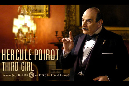 AGATHA CHRISTIE: POIROT The Third Girl