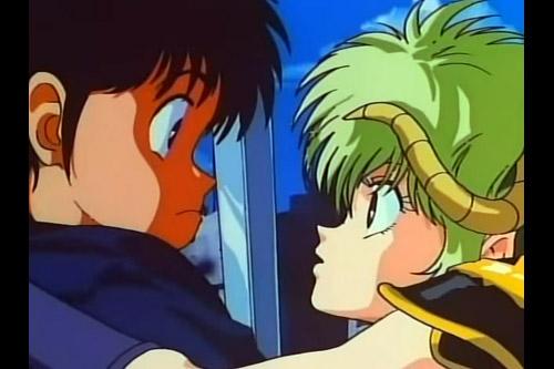 アウトランダーズ OVA