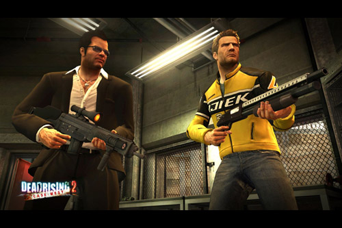DEAD RISING 2 CASE:WEST