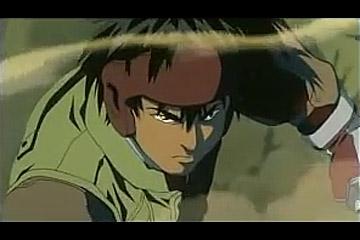 スプリガン -SPRIGGAN-