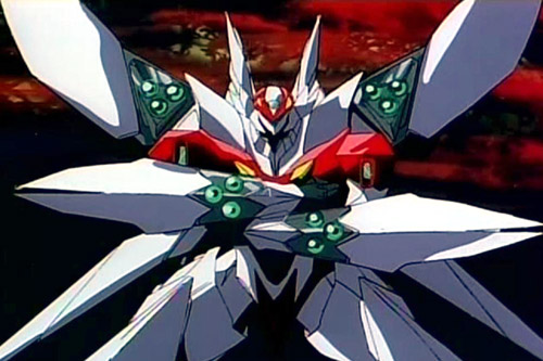Space Knight Tekkaman Blade (Teknoman) [TV]
