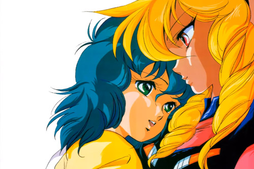 Fight! Iczer One