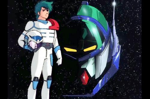 蒼き流星SPTレイズナー (全38話+OVA3話)