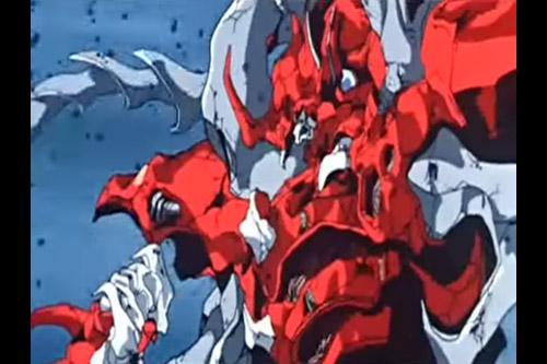 大魔獣激闘 鋼の鬼