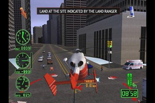 レスキューヘリ エアレンジャー2 (PS2)