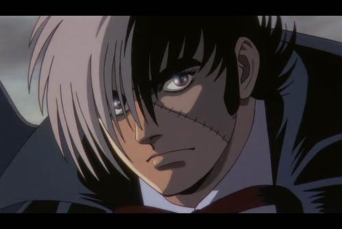 ブラック・ジャック (OVA全10話)