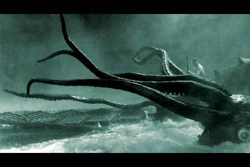 ビースト/巨大イカの大逆襲