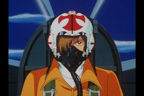 エリア88 OVA版 (全3話)