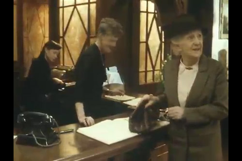 Miss Marple / At Bertram's Hotel