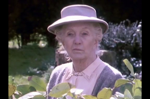 Miss Marple / Murder at the Vicarage
