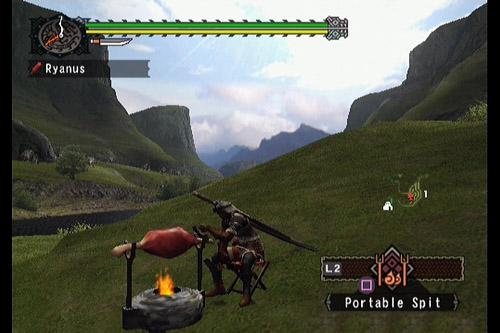 モンスターハンター (PS2)
