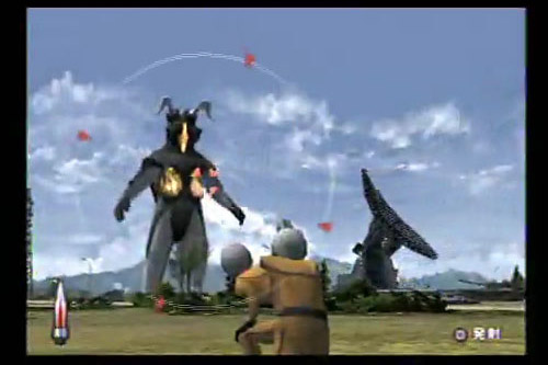 Ultraman (PlayStation2)