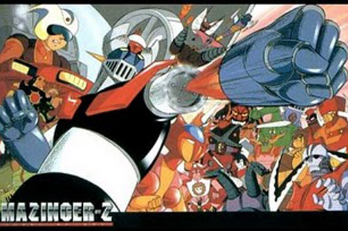 Mazinger Z The Movie