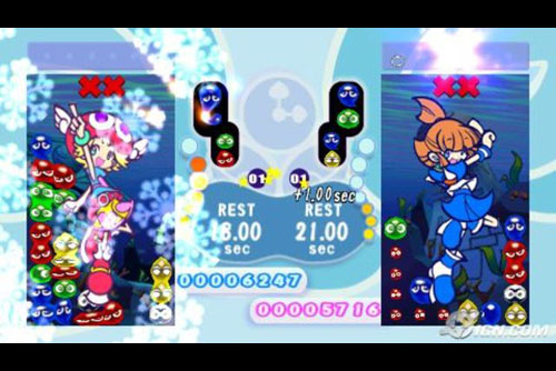 ぷよぷよフィーバー (PSP)