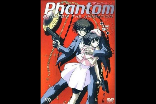 ファントム -PHANTOM THE ANIMATION-