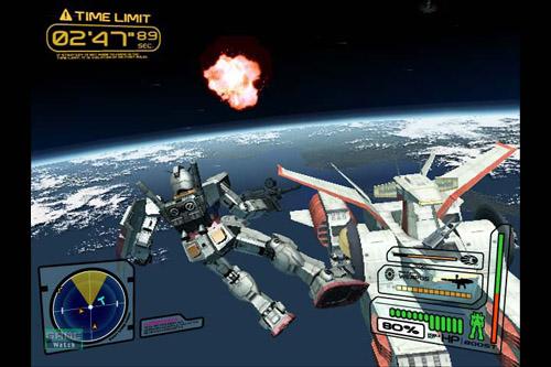 機動戦士ガンダム 一年戦争 (PS2)