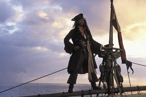 パイレーツ・オブ・カリビアン / 呪われた海賊たち