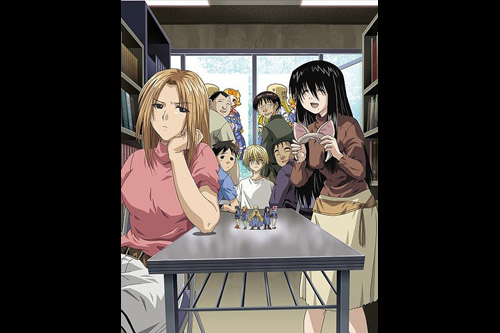 Genshiken / The Society for the Study of Modern Visual Culture