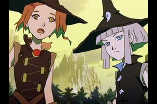 Tweeny Witches