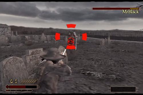 レッド・デッド・リボルバー (PS2)