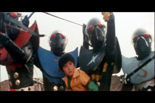 Kikaider 01 : The Movie