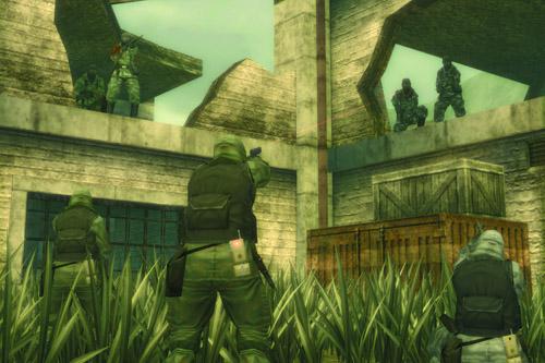 メタルギア ソリッド 3 サブシスタンス (PS2)