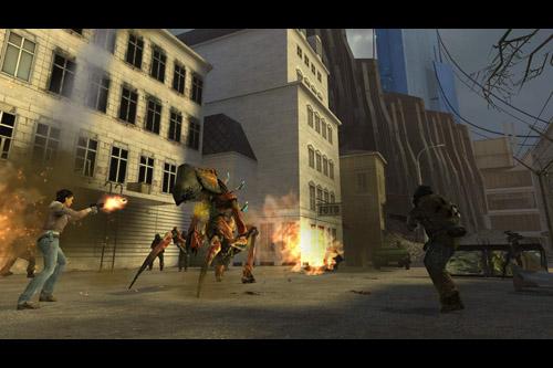 ハーフライフ2: エピソード1 (PC)