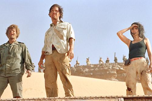 サハラ 死の砂漠を脱出せよ