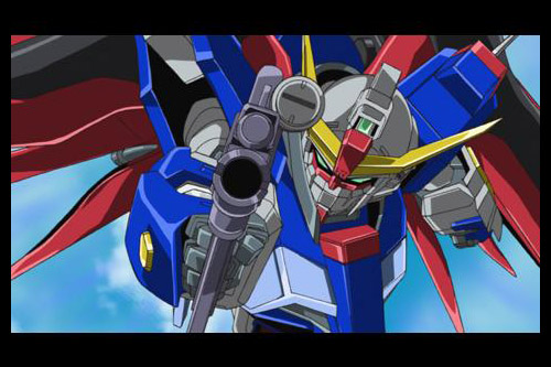 Mobile Suit Gundam SEED DESTINY Movie III - The Hell Fire of Destiny
