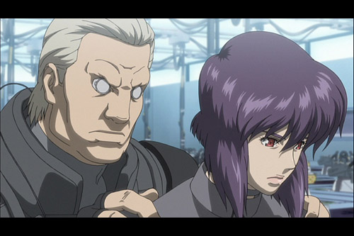 Ghost in the Shell: STAND ALONE COMPLEX Solid State Society