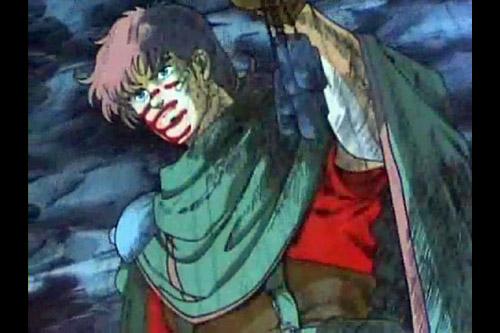 機甲猟兵メロウリンク (OVA全12話)
