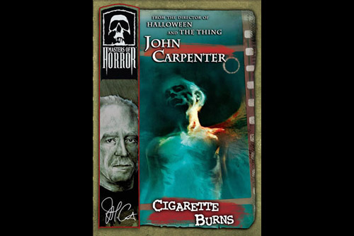 Cigarette Burns / Masters of Horror