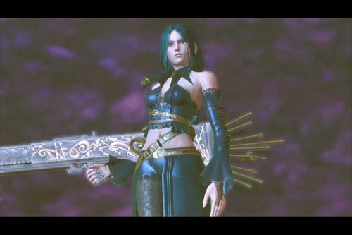 バレットウィッチ (Xbox360)