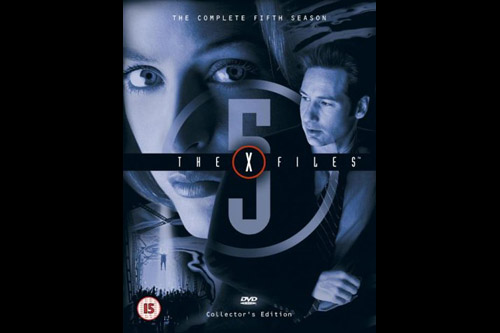 The X-Files 5th Season
