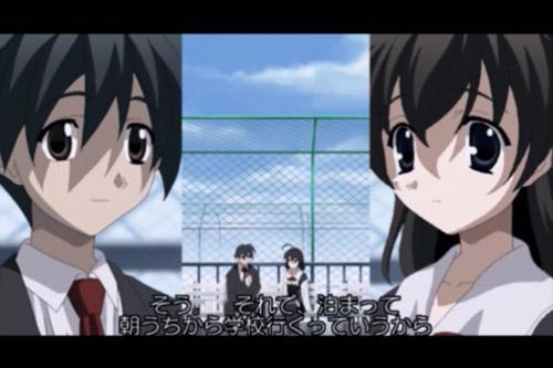 School Days(スクールデイズ) L×H (PS2)