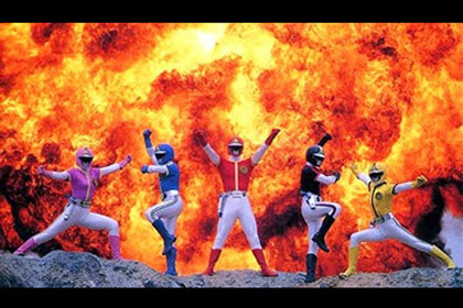 Kageku Sentai Dynaman The Movie