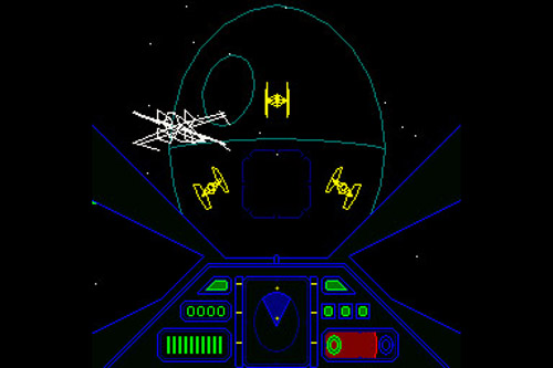 STAR WARS -Attack on the DEATH STAR-