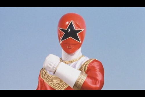 Chouriki Sentai Ohranger The Movie