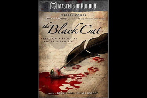 The Black Cat / Masters of Horror